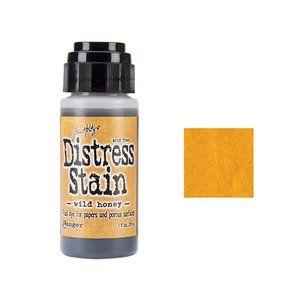 Tim Holtz Distress Stain- Wild Honey